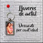 Llaveros de metal